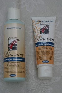 Aloveen Shampoo and Conditioner